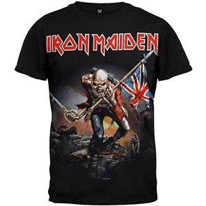 Iron Maiden Shirt Iron Maiden the Trooper
